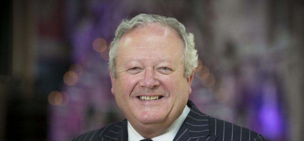 Monastery Manchester's chairman appointed Vice Lord-Lieutenant