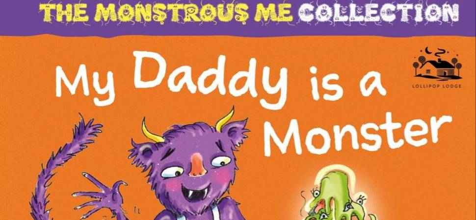 Critically acclaimed Liverpool author to release My Daddy is a Monster