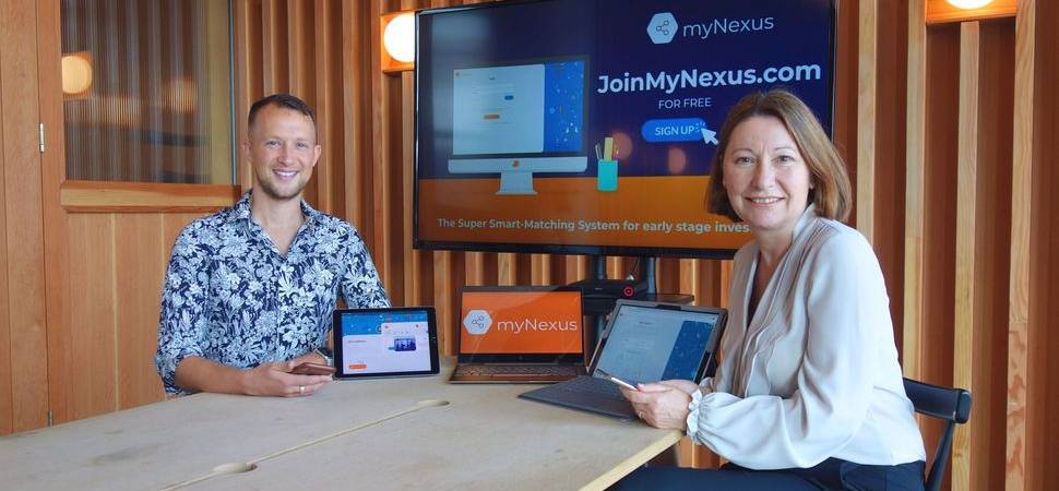 myNexus launches 'Match.com' for entrepreneurs and investors