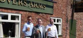 MP Drinks To Success Of MATTGRAY Hospitality