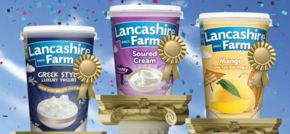 Lancashire Farm's yogurt sweeps summer awards