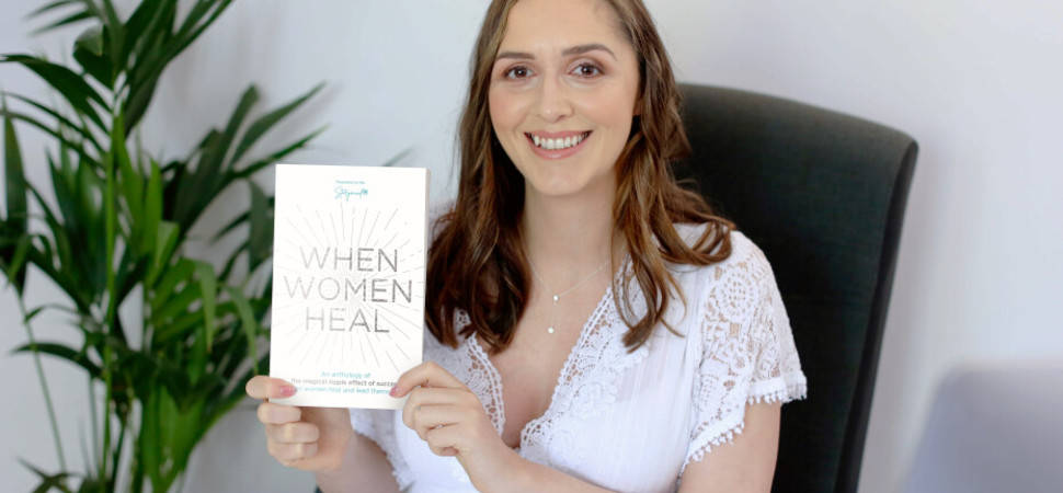 Entrepreneurial Mum Who Transformed Her Life Launches Fundraising Book