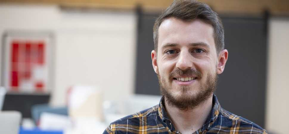 One-time intern returns to The Engine Room as senior designer