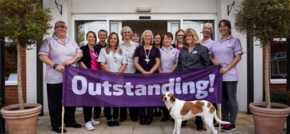 National care inspectors praise Framlingham care home for Outstanding result