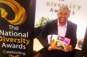 Seven Merseyside Charities make shortlist for National Diversity Awards 2015