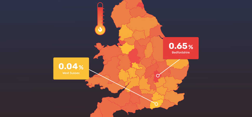 Bedfordshire Businesses Face Most Fires in England and Wales