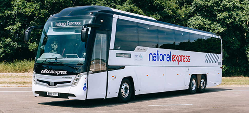 Malvern Group and National Express announce strategic partnership