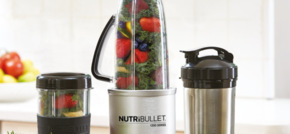 High Street TV Celebrates Best Buy status for NutriBullet 1000 and 1200 Series