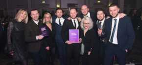 Big Brand Ideas celebrates win at Northern Digital Awards for viral video