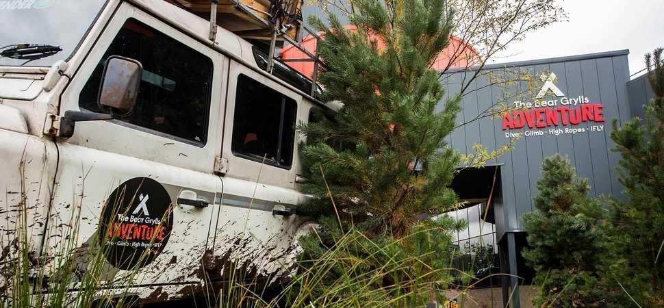 McGoff Construction hands over world's first Bear Grylls Adventure