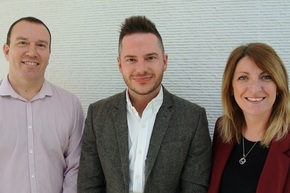 Apprentice star pals up with growing North West advertising firm