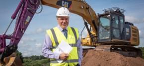 Leading developer donates £13000 to Francis House