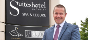 Suites Hotel & Spa welcomes new operations manager