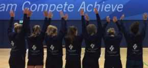 Pickard Properties doubles sponsorship for university netball team