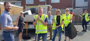 Clean sweep for Teesside estates