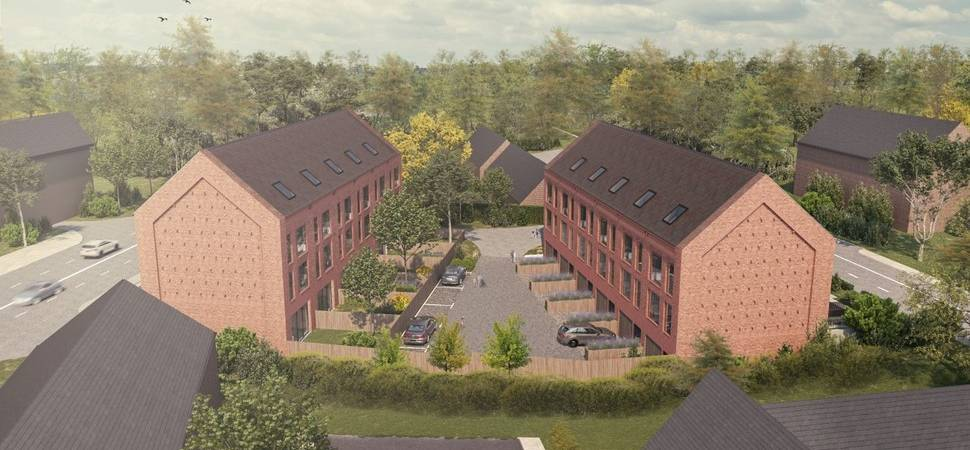 Modo Bloc seeks planning for executive family homes in Nevilles Cross