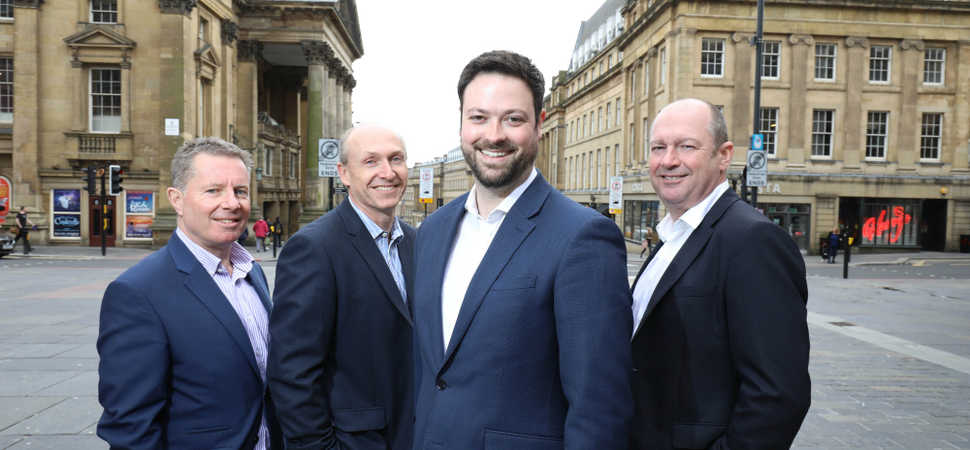 Management recruiter sets sights on business growth following new investment
