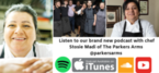 Women In The Food Industry podcast with Stosie Madi Chef Patron of The Parkers Arms
