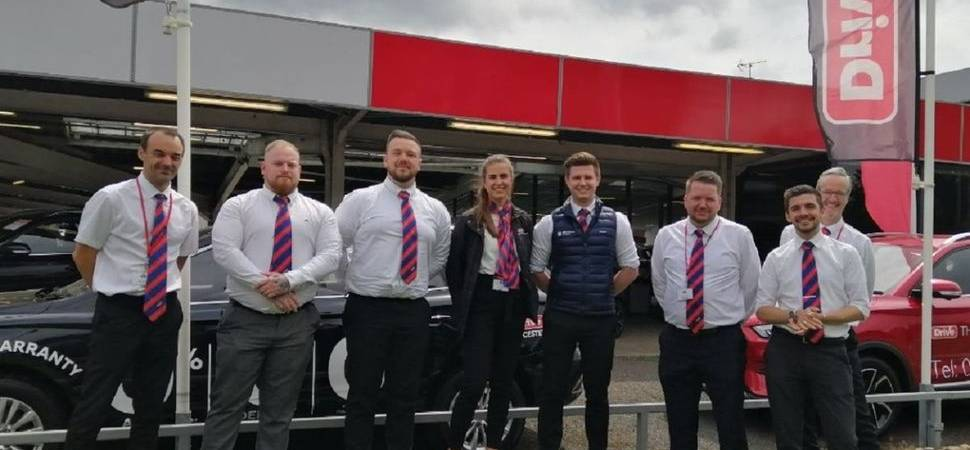 Drive Vauxhall Bristol holds recruitment event to cope with insane demand for