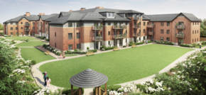 Building work begins on retirement living apartments in Lytham