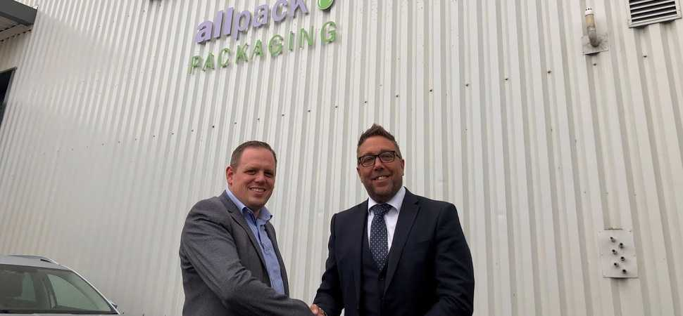 Packaging specialist aims to accelerate growth with hire of former Ferrari sales specialist into new role