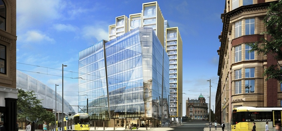 Muse and Network Rail submit detailed plans for £185 milllion Manchester Scheme