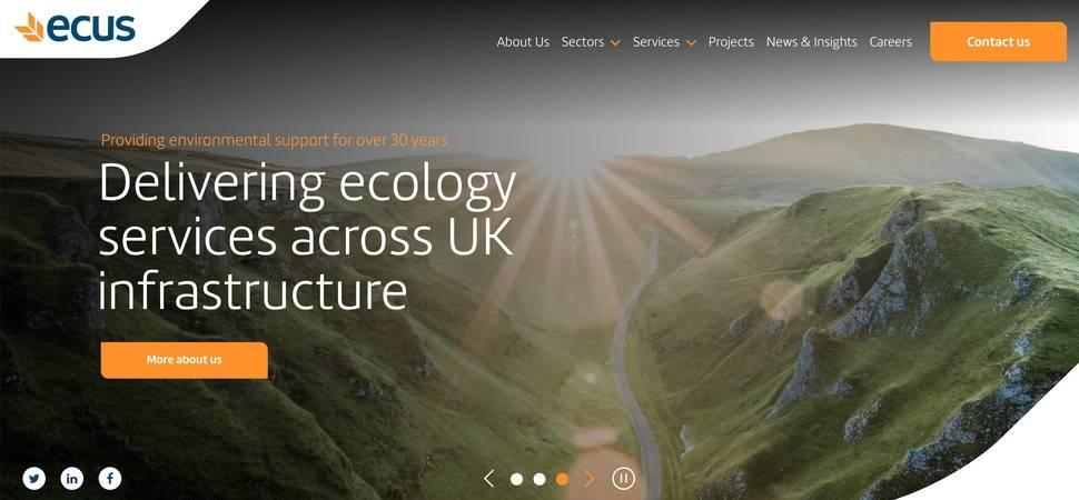 Fablr creates a new digital presence for Ecus