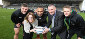 Newcastle Falcons strike landmark partnership with Nuffield Health