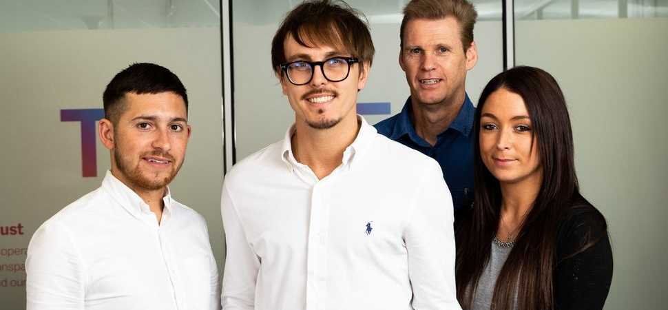 Four new starters at Suresite Group