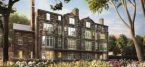 Kick-off of new era for Victorian villas as Leeds rugby ace launches £2m development