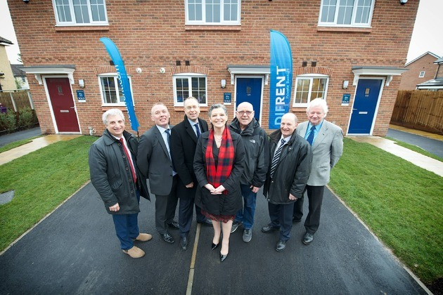 Liverpool cabinet member for housing launches new PRS homes in Norris Green