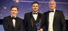 Success For Miller Homes Site Manager At Pride In The Job Supreme Awards
