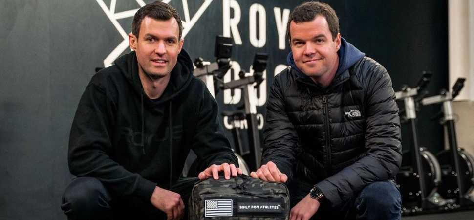 Brothers with brand Built for Athletes goes from strength to strength
