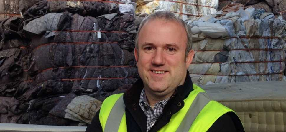 The Furniture Recycling Group (TFR Group) - Revolutionising Mattress Recycling