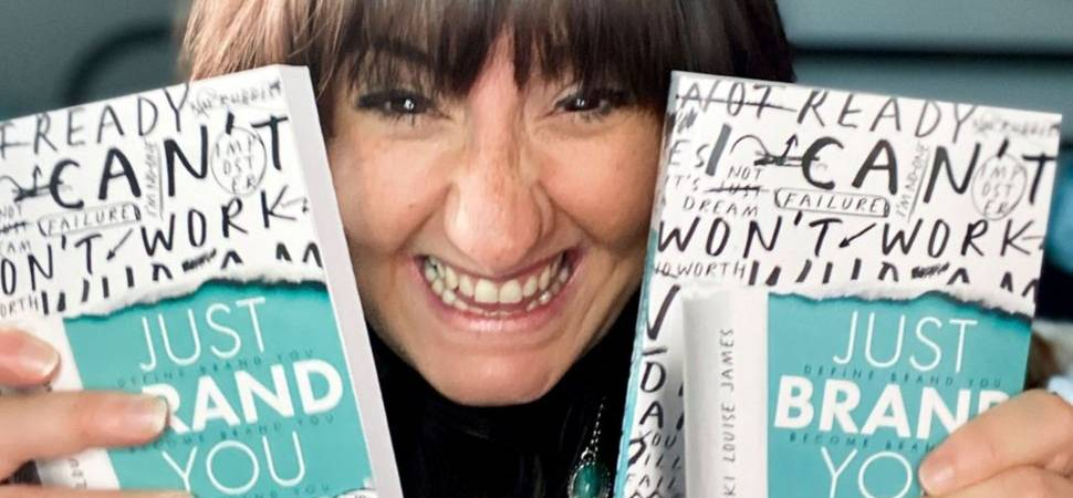Essex Entrepreneur Slays Again With Her Best-Selling Book - Just Brand You!