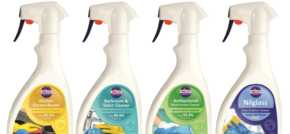 Manchester-based James Briggs launches first household cleaning range