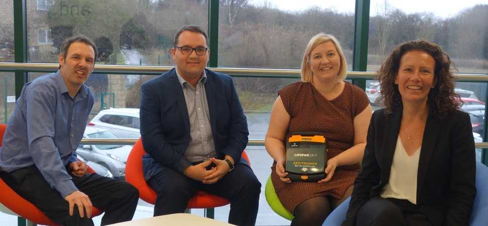UK businesses are missing out on life-saving defibrillators