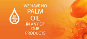 Zinda AirWrap - Why we are proud to be the UK's only Palm Oil Free Wrap