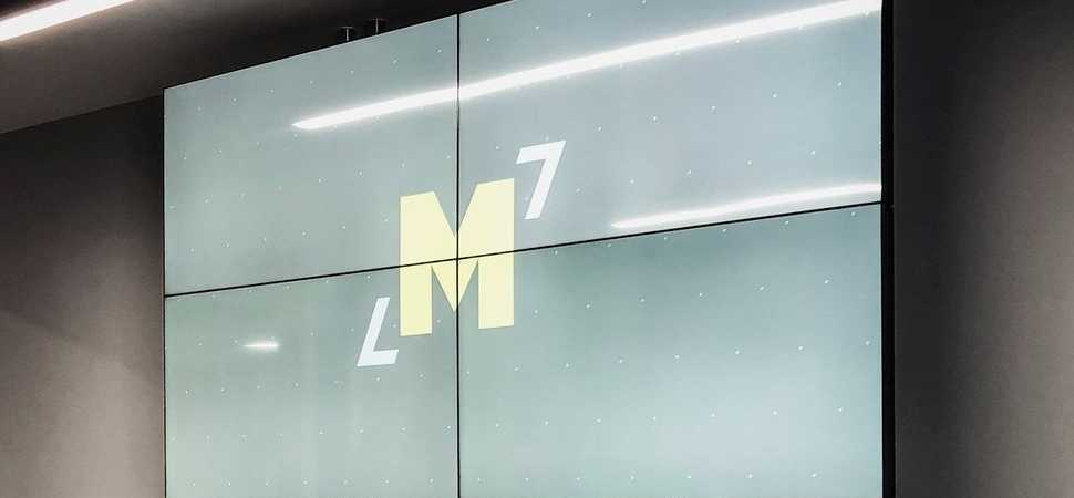 UVS Installs Videowall At M247 Network Operations Centre