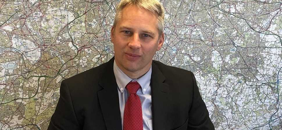 New director-in-charge appointed for North London by national housebuilder