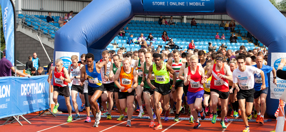 Three of the North Wests most popular running events partner with Heart