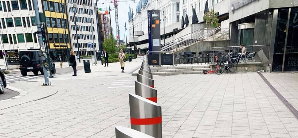 Safetyflex Barriers wins Norway contract