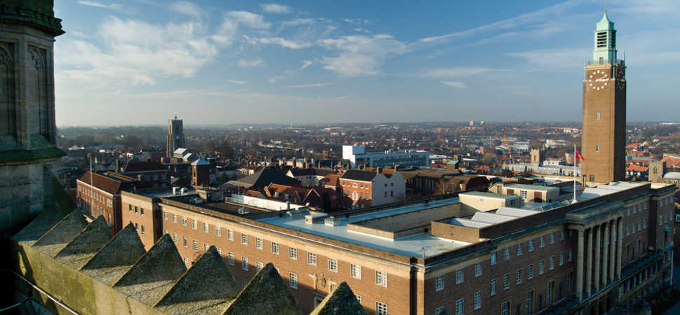 Norwich City Council signs five year digital transformation deal with Advanced