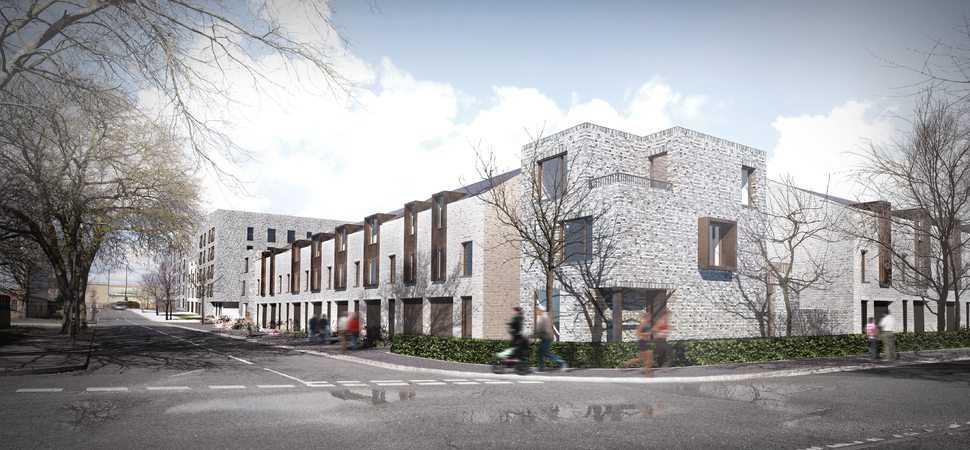 New Stretford development opens to the public this Saturday