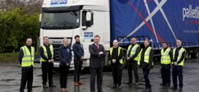 Nine new recruits at growing Ningbo Palletised Distribution in Wrexham