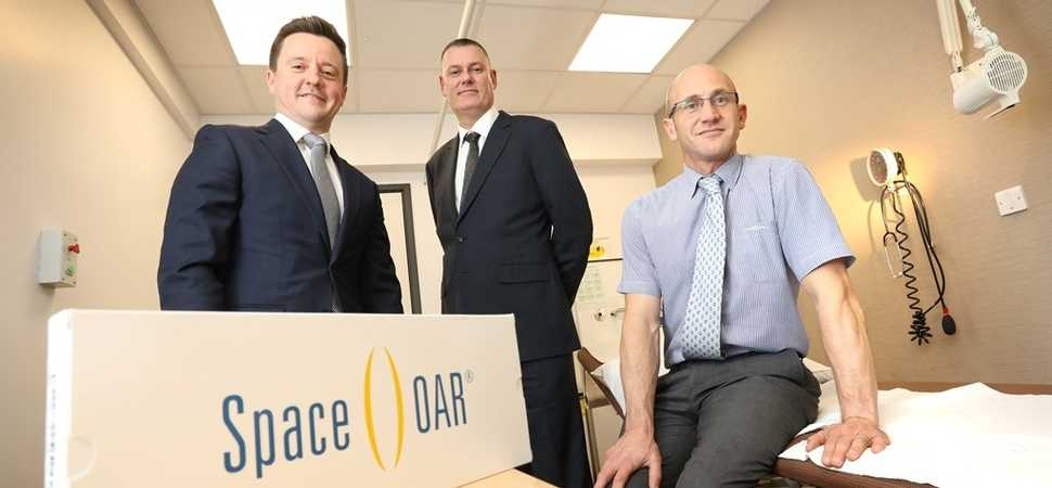 Rutherford Cancer Centre announces collaboration to help prostate cancer patients in the North East
