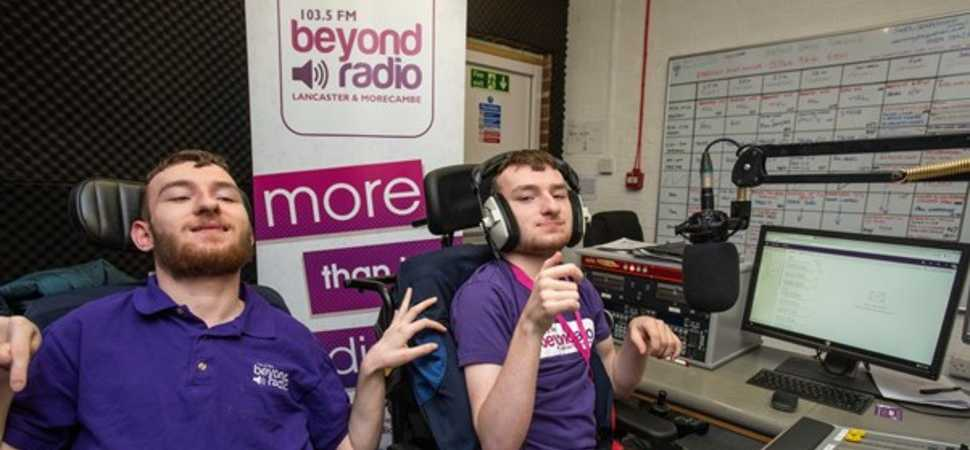 Beaumont College Students Benefit from Air Time at Beyond Radio