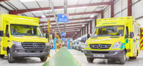 New MD secures unprecedented orders for Goole-based O&H Vehicle Technology