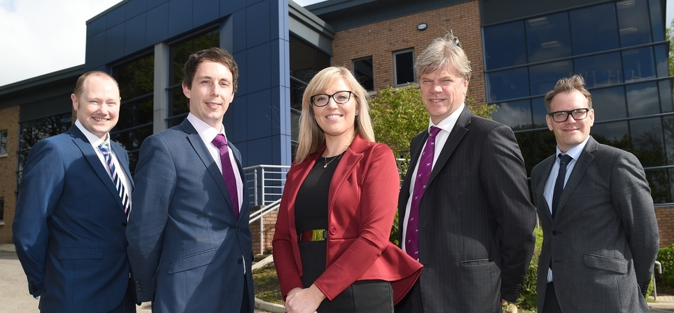 Forbes Solicitors' new Commercial Office open for Business