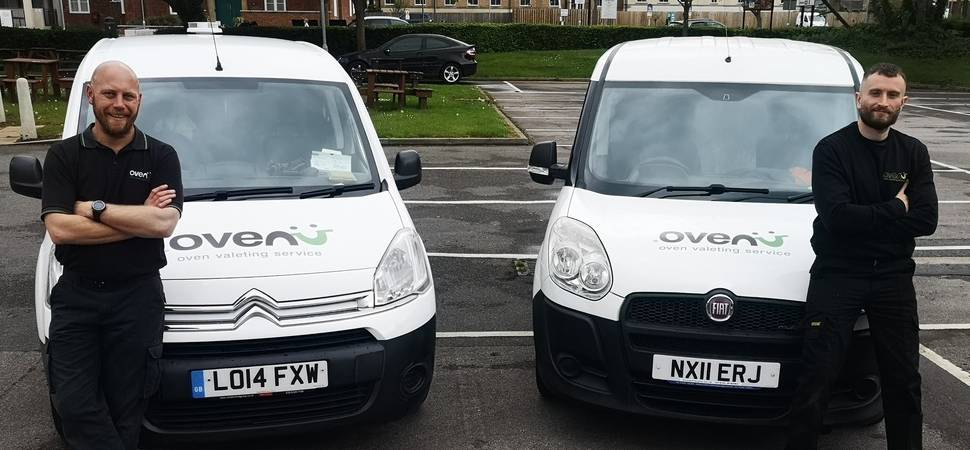 Graham poaches chef to expand his oven cleaning service, Ovenu Brentwood
